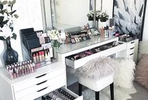 Dream beauty room