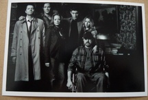 Team Winchester  / This board is dedicated to all things about the hit CW show Supernatural, which airs on Wednesday nights at 9pm. / by Lilith Hellfire