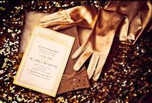 The Great Gatsby / The Great Gatsby wedding
