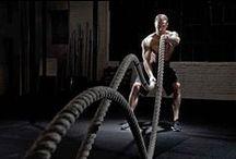 CrossFit / Du CrossFit, un sport tout droit venu des USA, mixant Gym, Haltéro et cardio !