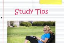 Tools for Student Success / Resources for test anxiety, taking notes, working on group projects and other tips for student success..