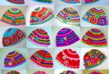 Luer / Ideer og farger til luer.
