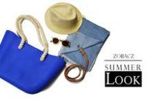 Na plażę, summer beach / Znajdziesz tu dodatki na plażę: torby, kapelusze, pareo