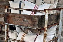 Cushions & textiles