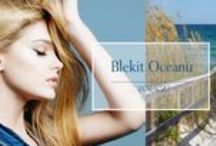 Błękit Oceanu Lookbook