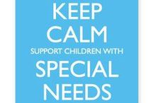 Children with Special Needs / Resources, Activities, and Stories relating to children with special needs.