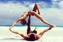 Yoga time / Parce que je m'y mets... et que c'est dur !
