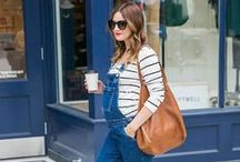 Pretty Bump / trendy and modern outfit ideas for the expecting moms.