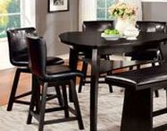 Counter Height Dining Table Sets / Pub Table Sets