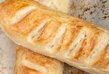 Food - Bread / by Kathleen Pickell