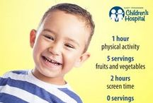 Keeping Kids Healthy / by East TN Children's Hospital