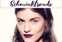 Make-up Inspiration / Die Looks vom Runway der Fashion Shows und Make-ups von MAC, Bobbi Brown, Artdeco & Co. Die neuesten Trends immer hier!