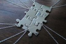 Cool Jewelry / It's also stuff I want too :) / by ...{{Faith}}...