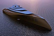Yachts fantasy