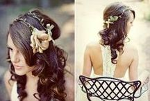 Tresses mariage