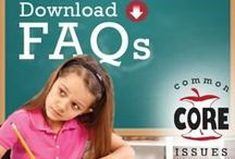 Common Core Issues / The Common Core standards have ramifications beyond public school curricula, including parental rights, student privacy, and college admissions. / by Idaho Coalition of Home Educators