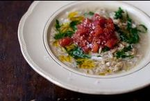 Orzo Soups / by Beans Chacowitz