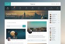 ▲ Graphic (web)design