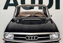 Audi Tradition / by Audi International