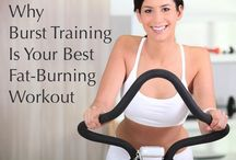 HIIT / Burst Training Workouts / I'm a mom of 4 boys. It's not easy to find time for working out, but I've finally found something that works and I can easily do WITH my kids...High Intensity Interval Training (or Burst Training). It doesn't take more than 15-30 minutes 3x per week and the benefits are incredible. Check out some of my favorite pins and be sure to follow this board as we will continue to pin our favorite workouts and share info here.