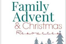 Family Advent & Christmas Resources