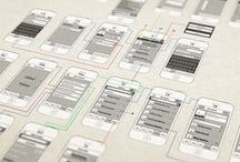 ☒ Conception & Wireframes