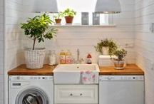 HOME | Laundry Rooms