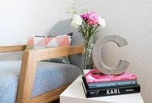 Möbel-DIY für das Zuhause / Ein Regal selber machen? Oder eine Vase aus Beton herstellen? Geht ganz einfach! Wir haben viele Tutorials und Anleitungen für euch