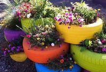 Ideas for the garden :)