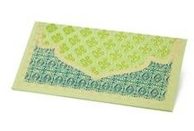 Papeterie cadeau - Collection printemps 2015 / Papeterie haute gamme Article de papeterie fait-main 100% coton Enveloppes cadeaux