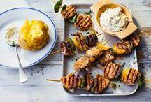 Sommer-Rezepte / Nonomnom, das kochen wir nach! Die leckersten Sommer-Rezepte fürs Picknick oder zum Grillen