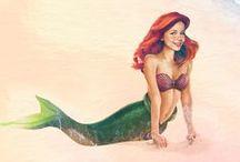 Meerjungfrauen / Einhörner sind nett, aber Meerjungfrauen sind netter! Jede Menge Mermaid-Inspirationen