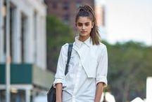 Models / Die schönsten, interessantesten und aufregendsten Gesichter auf den Fashion Weeks