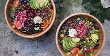 Vegane Rezepte / Leckeres Vegan Food haben wir hier für euch. Da fällt es ganz leicht auf Fleisch, Milchprodukte, Eier & Co. zu verzichten