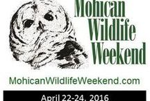 MWW 2016 / Information and Activities for Mohican Wildlife Weekend 2016