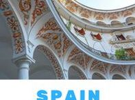 Spain - Corners of the World / Inspiration and tips about Spain