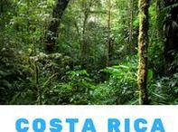 Costa Rica - Corners of the World / Traveling to Costa Rica