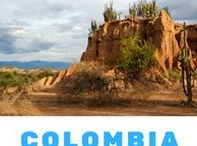 Colombia - Corners of the World / Traveling to Colombia!