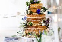 Hochzeitstorten ohne Fondant: Naked Cakes & Co. / Weg mit Fondant und Ganache: Her mit wunderschönen Naked Cakes und Hochzeitstorten im rustikalen und Vintage-Stil