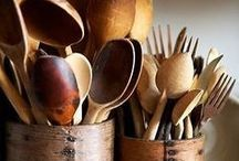 Home - kitchen and pantry & stuff / => pots, pans and jars