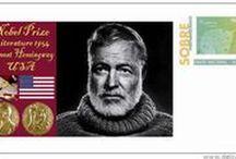 Hemingway & Steinbeck / my favorites