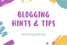 Blogging Hints and Tips / Do you need help with your blog? Looking for some tips from experienced bloggers? You've come to the right place! A handy collection of helpful posts for the bloggers who I love!