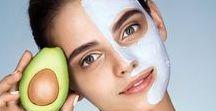 DIY Peelings & Masken / Peelings und Masken für Haut und Haar zum Selbermachen und Kaufen