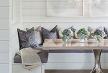 HOME | Lounges, Benches & Seating Areas