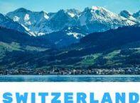 Switzerland - Corners of the World