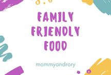 Family Friendly Food / If like me you have a fussy little baby meal times can be very difficult. Take a look at some of my family friendly food pins to hopefully take the stress out of dinner time!!