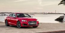 Audi A5 / Sportiness and elegance. Sets standards.