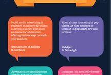Web social media network marketing