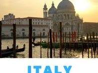 Italy - Corners of the World