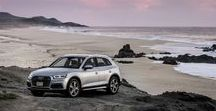 Audi Q5 / Created for almost any landscape.